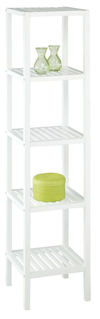INSTEAD OF IVAR? FARGO shelf 5 shelves white | JYSK
