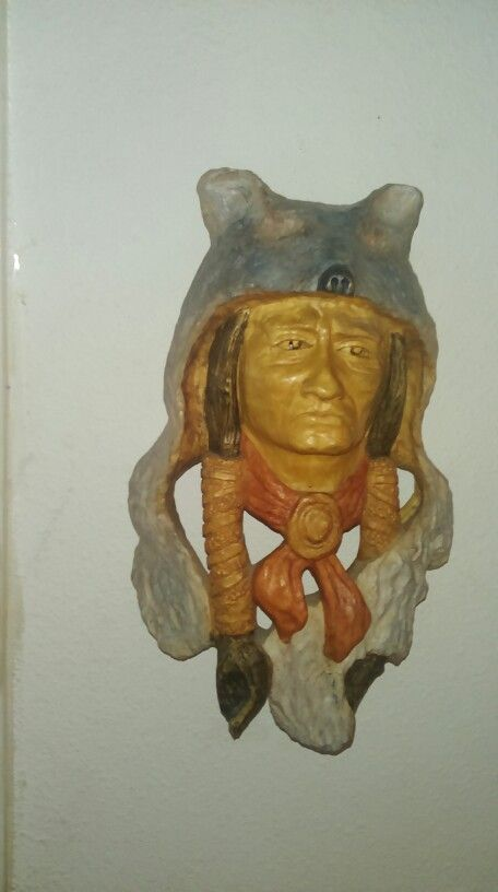 One of my fathers carvings