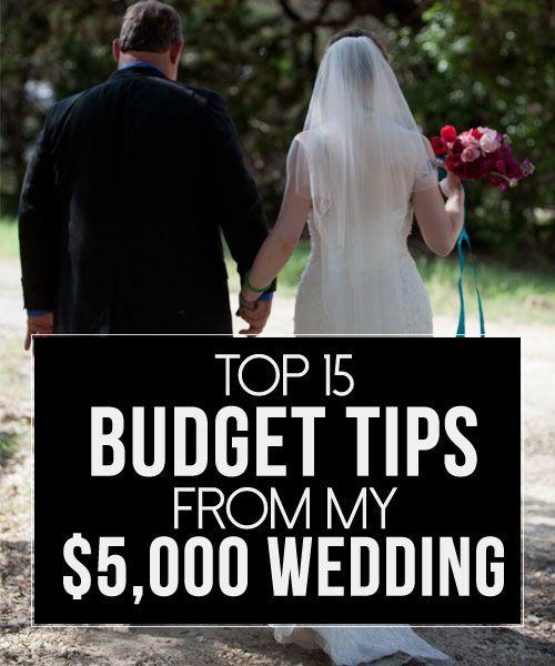 Wedding Budget Ideas: Pinterest • The World's Catalog Of Ideas