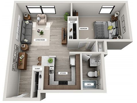 The Apartments At Denver Place Apartment Rentals Denver Co Zillow Apartment Apartments Denver In 2020 Sims House Design Sims House Plans Small Apartment Layout