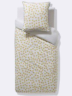 cyrillus parure de lit enfant chic et sobre housse couette enfant taie oreiller enfant. Black Bedroom Furniture Sets. Home Design Ideas