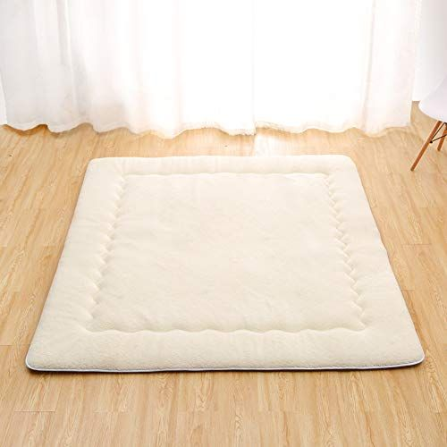 Wool Tatami Floor Mat Sleeping Mattress Soft Comfortable Anti