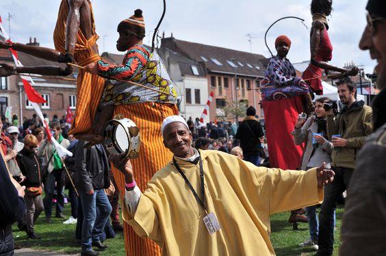 La fête de la soupe - Mai 2015 crédit photo : Julien Sylvestre - Ville de Lille