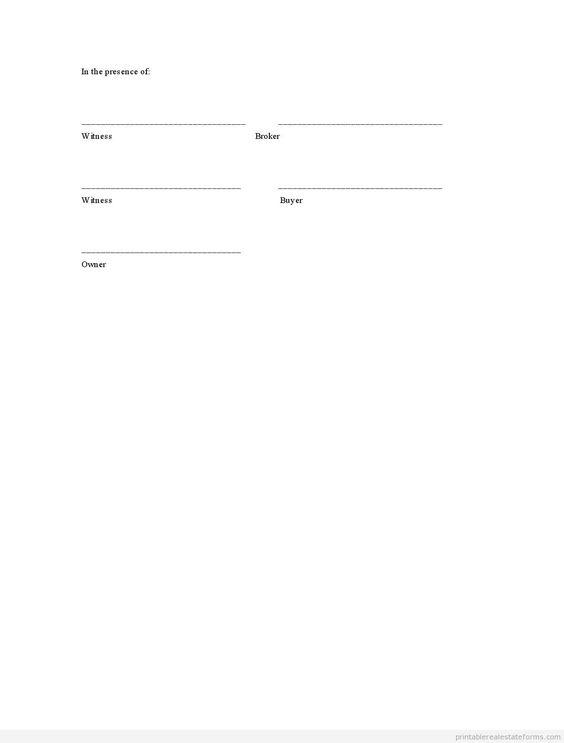 Sample Printable affidavit of memorandum for purchase and sale - generic affidavit