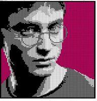 Harry Potter Blanket Squares