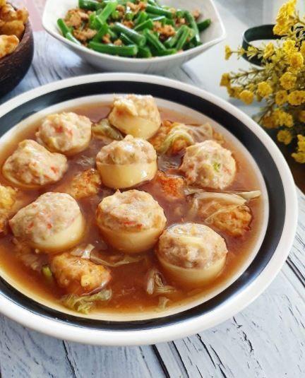 Resep Olahan Tofu C 2020 Brilio Net Resep Makanan Makanan Tahu