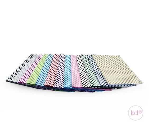 Tissue Paper Dots- PAPEL DE SEDA LUNARES
