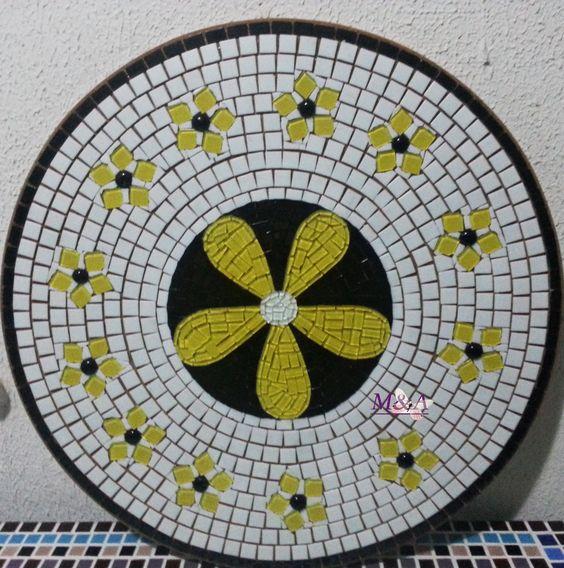 Tampo de mesa - M&A Mosaico