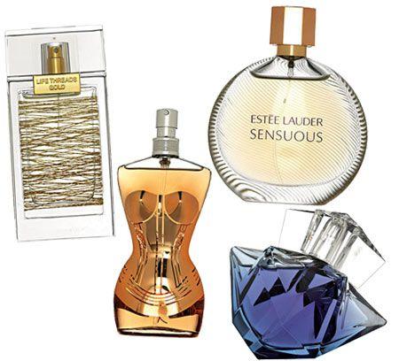 Slection de parfums femme fatale