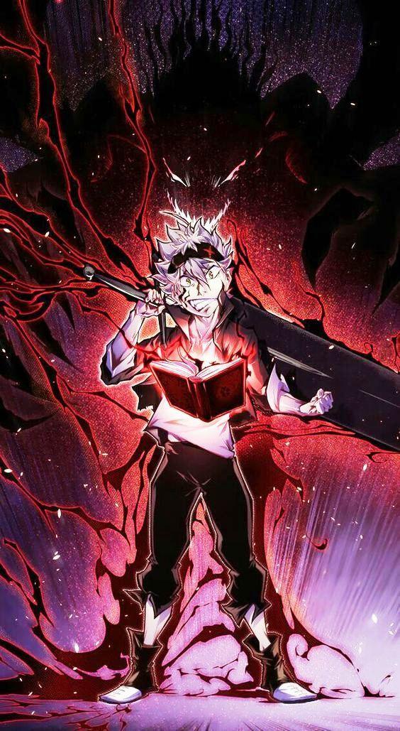 Asta From Black Clover By Marvelmania Dibujos De Anime