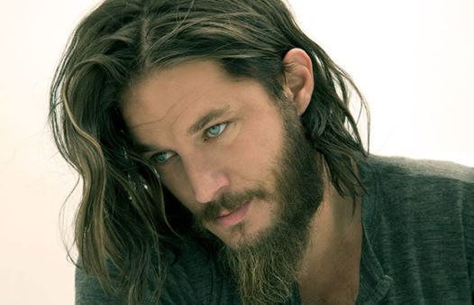 travis fimmel is grimm and fairys new crush awesome as viking ragnar lothbrok and may just have taken top spot on our calender of fantasy men for 2016- Google Search