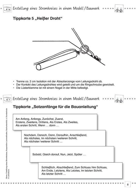 strom Arbeitsblätter · Lehrerbüro | feuer | Pinterest | Lehrerbüro ...