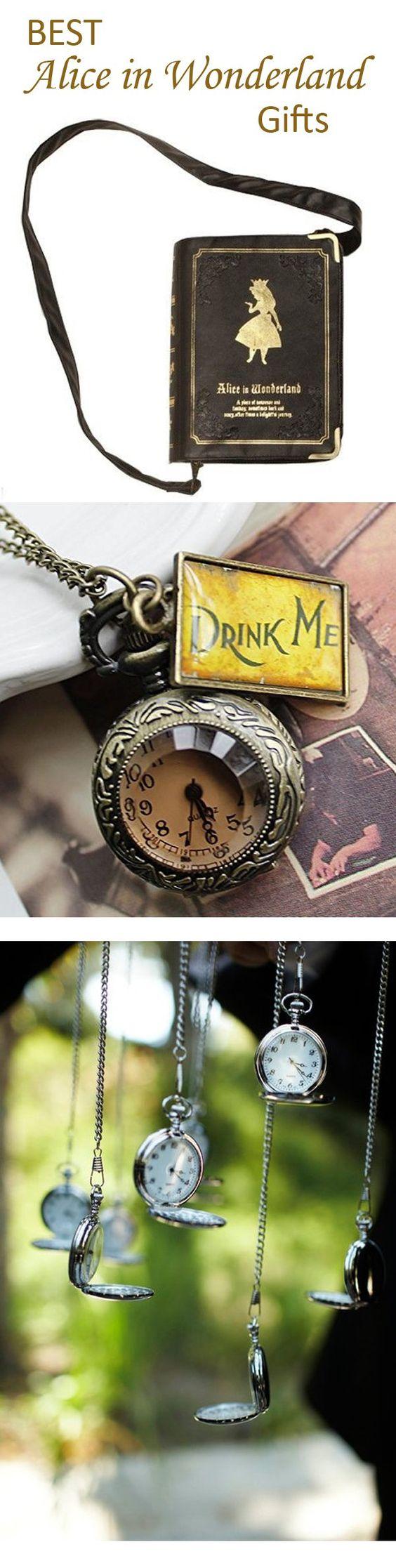 Alice in Wonderland Drink Me Steampunk Pocket Watch http://www.amazon.com/dp/B00RJG62LE