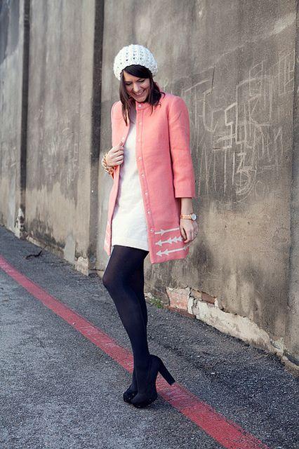 ft Kendi Everyday in Eastward Dress Coat #AnthroFave