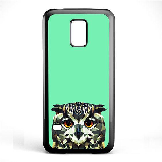 Chevron Owl TATUM-2535 Samsung Phonecase Cover Samsung Galaxy S3 Mini Galaxy S4 Mini Galaxy S5 Mini