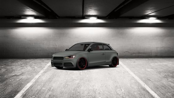 Checkout my tuning #Audi #A1 2011 at 3DTuning #3dtuning #tuning