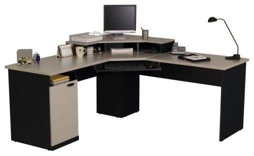 Moderne Eck Computer Schreibtisch Schreibtisch Computer Tisch