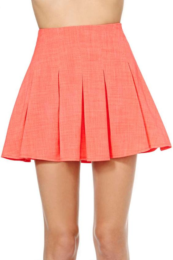 Nasty Gal She's My Cherry Pie Skirt
