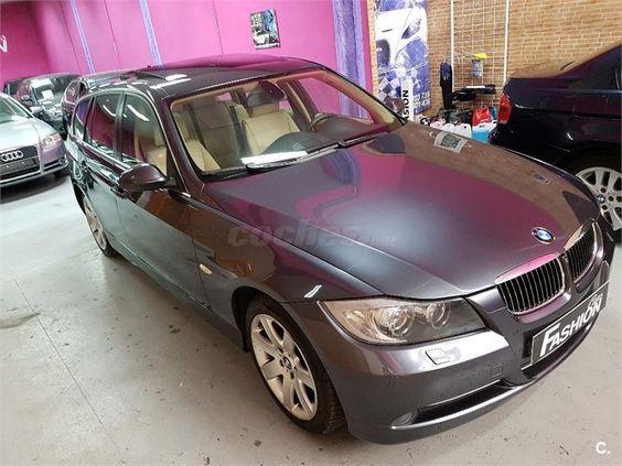 BMW 330XD,traccion 4x4 con 231cv.Tope de gama,equipado con xenón,luz de…