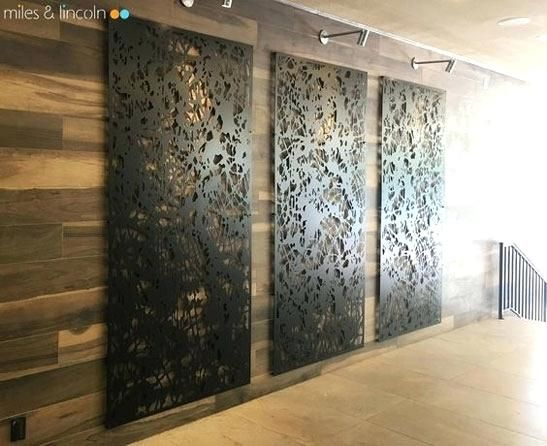 Tin Wall Panels Decorative Awesome Black
