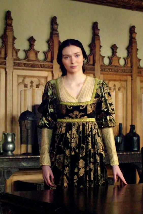 isabel - The White Queen BBC Photo (35247633) - Fanpop   Isabel Neville