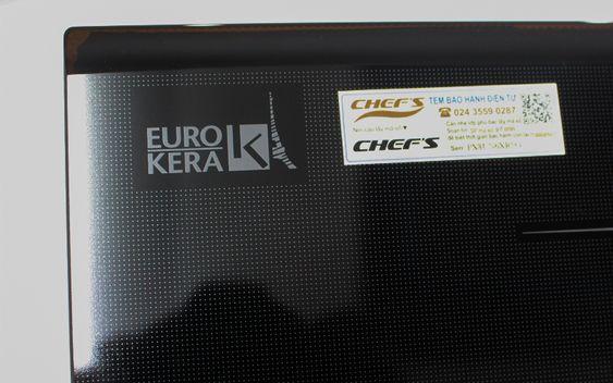 Bếp từ Chefs EH DIH320 bất ngờ ra mắt đầy ấn tượng