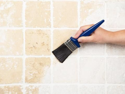 Badezimmer renovieren, Kacheln, Fliesen, Fliesen streichen - badezimmer fliesen streichen