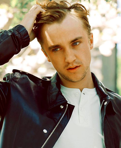 Image de tom felton, draco malfoy, and boy