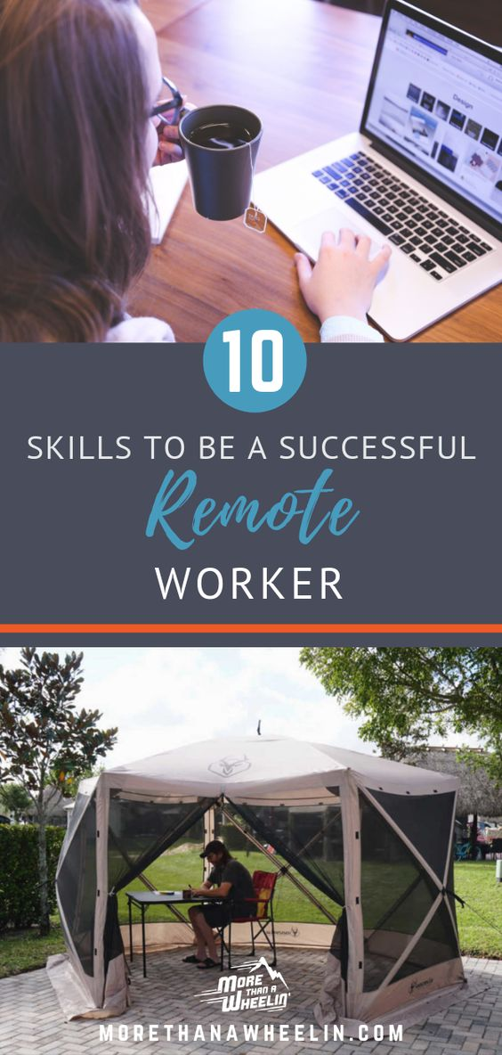 Remote Work Tips 53106