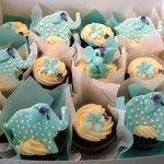 Cupcake Baby Shower Decorating Ideas