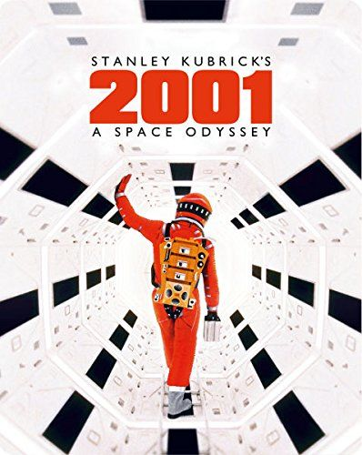 2001: A Space Odyssey - Limited Edition Steelbook Blu-ray: Amazon.co.uk: Gary Lockwood , William Sylvester , Daniel Richter , Leonard Rossiter Keir Dullea : DVD & Blu-ray