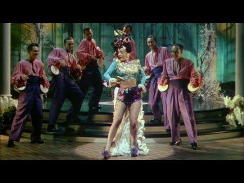 Carmen Miranda Samba Boogie Youtube Carmen Miranda Miranda Samba