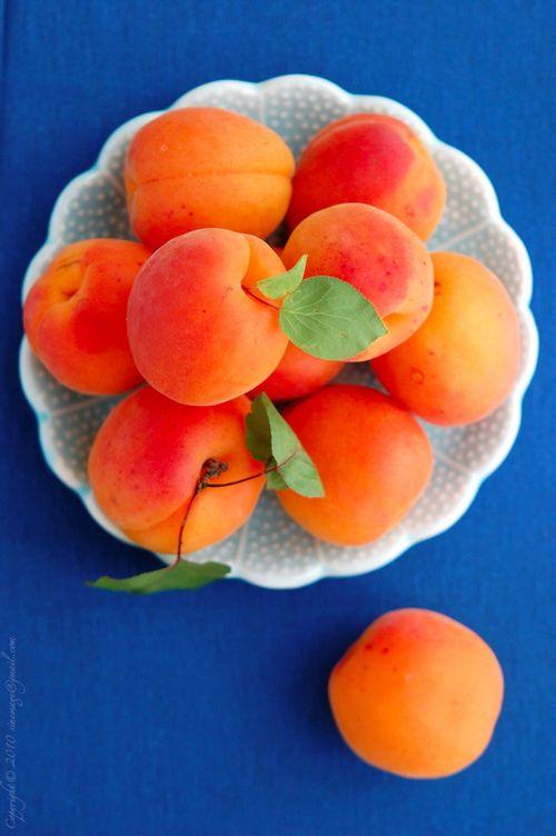 Apricots: