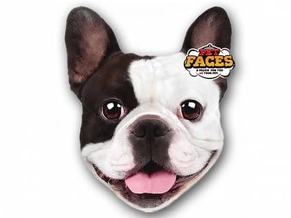 Kissen & KissenbezügePet Faces Kissen Hund: Französische Bulldogge -50 cm-