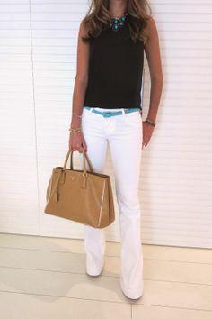 Blog da Andrea Rudge: LOOKS DO TRABALHO - BLACK & WHITE - amo, amo amo!