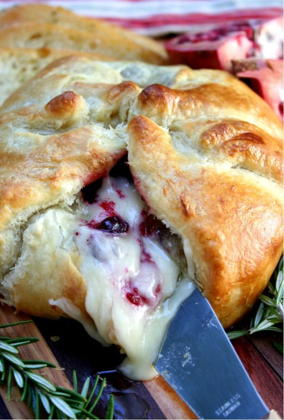 Sweet and Savory Baked Brie | Recipe | Baked Brie, Brie and Sweet
