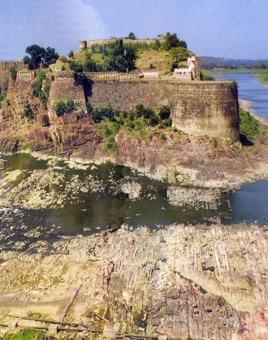 Gagron Fort, Jhawar