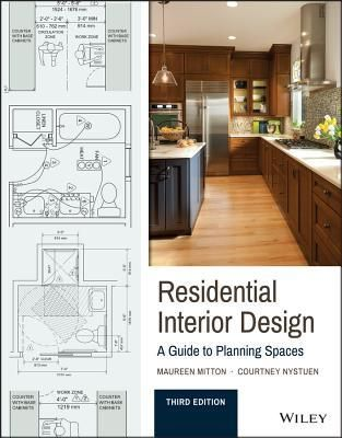 Pdf Download Residential Interior Design A Guide To Planning Spaces By Maureen Mitton Free Interior Design Major Interior Design Books Residential Interior