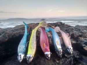 Como pescar a spinning ligero, capturas y diversión garantizas - Todo para la pesca