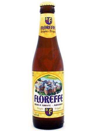 Floreffe Tripel (Bélgica)  Estilo Belgian Tripel