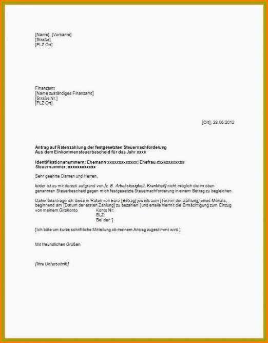 Vorlage Antrag Ratenzahlung Gericht Stundenplan Vorlage Kundigung Schreiben Lebenslauf Muster