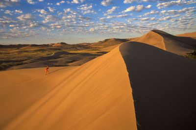 Bruneau Sand Dunes Visitor Center in Idaho - http://parksandrecreation.idaho.gov/parks/bruneau-dunes: