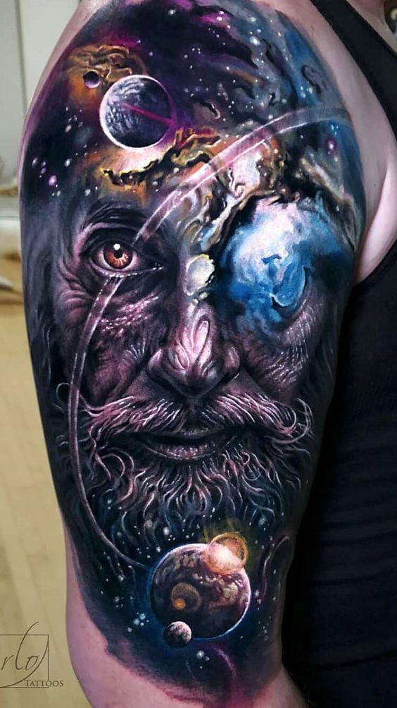 Pin De Dedy Setiawan Em Univers Tatuagem Masculina Tatuagem