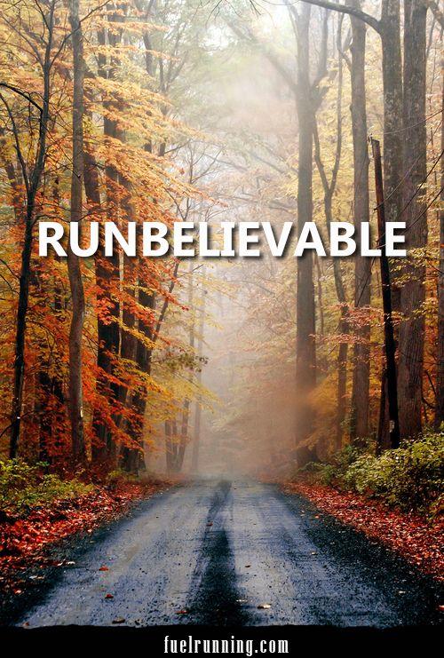 RUNBELIEVABLE
