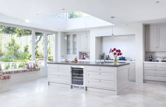 Contemporary Kitchens Dublin Ireland