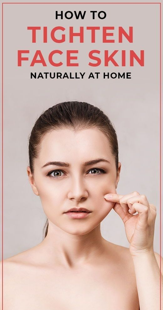 How To Tighten Face Skin Naturally At Home Skin Tightening Face Face Skin Clear Skin Remedies