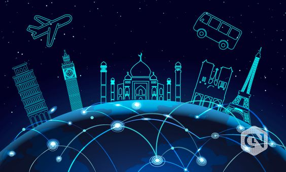 How Travel Industry Can Benefit From Blockchain Technology Blockchaintechnology Blockchain Bitcoin Cryptoc Blockchain Technology Travel Industry Blockchain