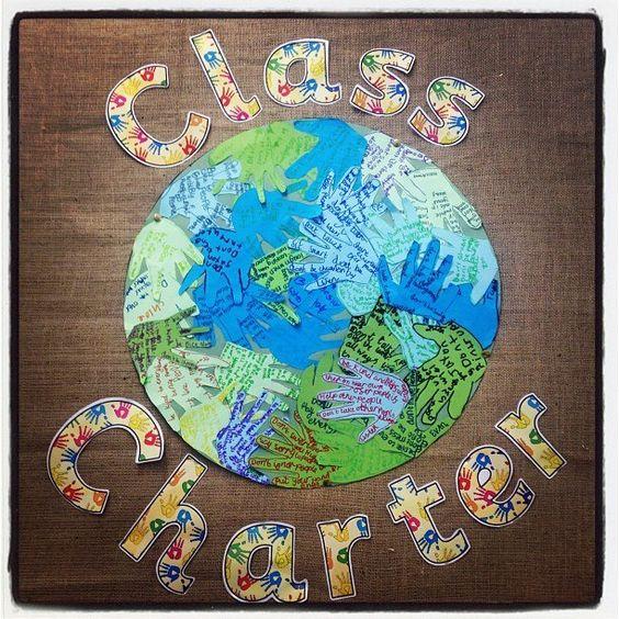 Class Charter - Jenni Mac