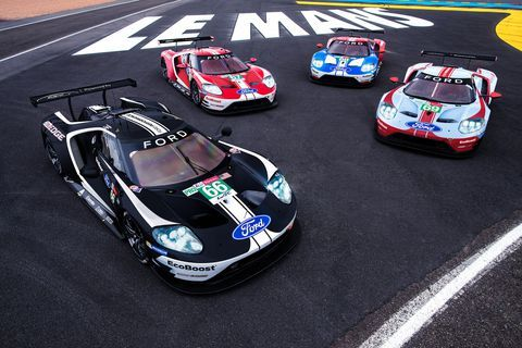 The New Ford Gt Le Mans Liveries Are Just About Perfect Ford Gt Ford Gt Le Mans Le Mans