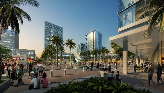 Panama's Form of Government | New public spaces in the master plan ...